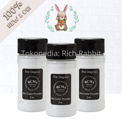 Foto Produk RCMA Makeup No Color Powder 3 oz Full Size dari Rich Rabbit