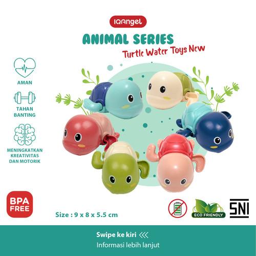 Foto Produk IQANGEL Turtle Water Toys New / Mainan Air Kura-kura - Random dari KSM Baby and Kids