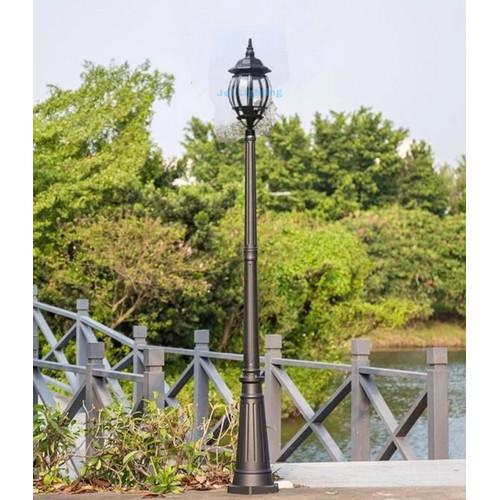 Jual Lampu Taman Lampu Hias Taman 7003 A S Hitam Bk Jakarta Barat Jef Electric Tokopedia
