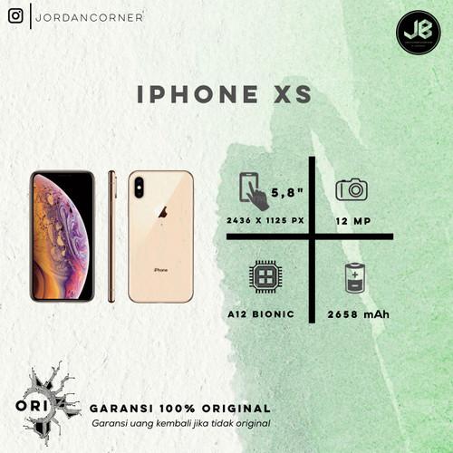 Foto Produk iPhone XS 256 GB Original Like New dari jbgadgetstore