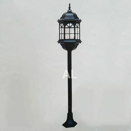 Jual Lampu Tiang Taman Lampu Hias Taman Lampu Tiang 3001b Kota Tangerang Aneka Lampu Hias Tokopedia