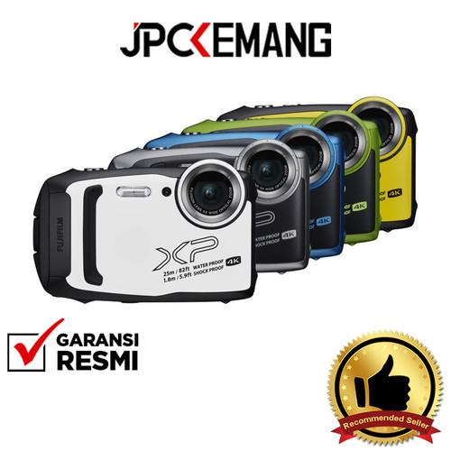 Foto Produk Fujifilm Finepix XP140 / Fuji XP140 GARANSI RESMI - Putih dari JPCKemang
