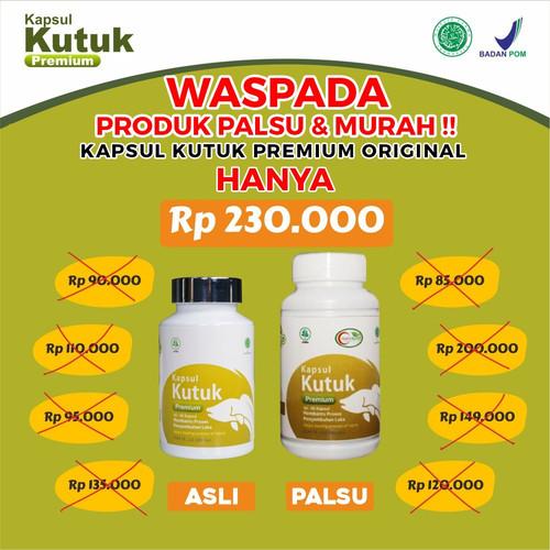 Foto Produk READY Kapsul Kutuk Premium 100% ASLI - 5x Lebih Cepat Sembuh- BPOM MUI dari CS Anin - Family Herbal
