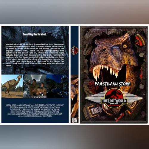 Jual Dvd Film The Lost World Jurassic Park 2 1997 Jakarta Barat Passtilaku Store Tokopedia