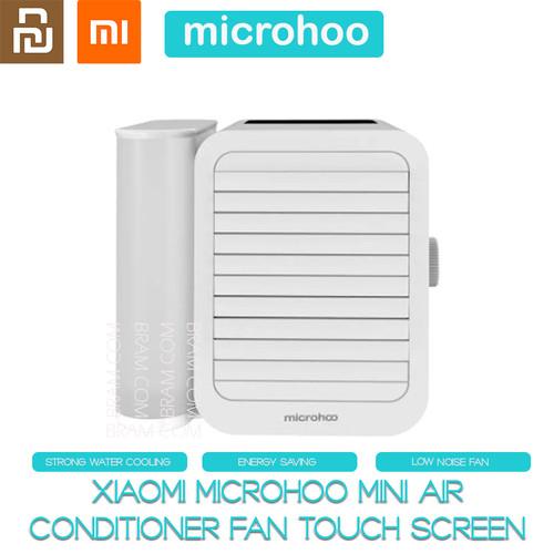 Foto Produk MICROHOO Mini Air Conditioner Fan Personal Portable dari Bram Com