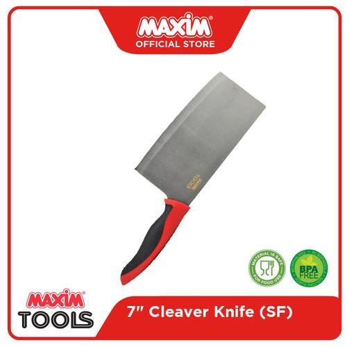 "Foto Produk Maxim Tools Pisau Daging Eversharp 7"" Cleaver Knife dari Maxim Official Store"