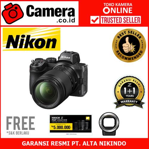 Foto Produk NIKON Z5 kit Z 24-200mm f/-6.3 dari camera.co.id