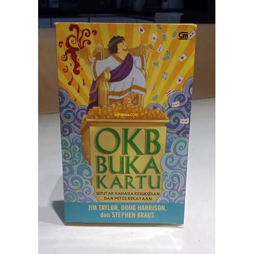 Foto Produk OKB BUKA KARTU - SEPUTAR RAHASIA KESUKSESAN DAN MITOS KEKAYAAN dari Anelinda Buku Koleksi