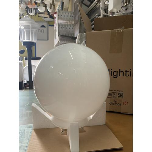 Jual Kaca To 1 Dlx Lighting Lampu Taman Bola Putih Kota Bandung Led U Tokopedia