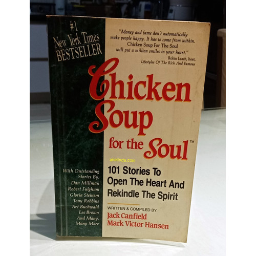 Foto Produk CHICKEN SOUP FOR THE SOUL - EDISI BHS INGGRIS dari Anelinda Buku Koleksi