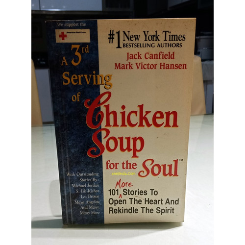 Foto Produk A 3RD SERVING OF CHICKEN SOUP FOR THE SOUL - EDISI BAHASA INGGRIS dari Anelinda Buku Koleksi