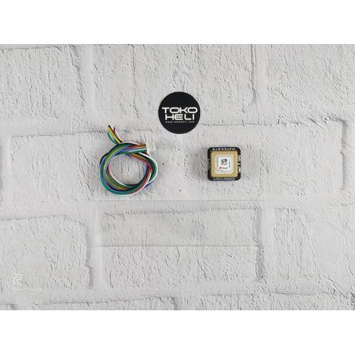 Foto Produk Matek System M8Q 5883 SAM M8Q GPS Ublox & QMC5883L Compass Module dari TokoHELI