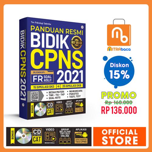 Jual BUKU CPNS 2021 PANDUAN RESMI BIDIK CPNS 2021 - Kab ...