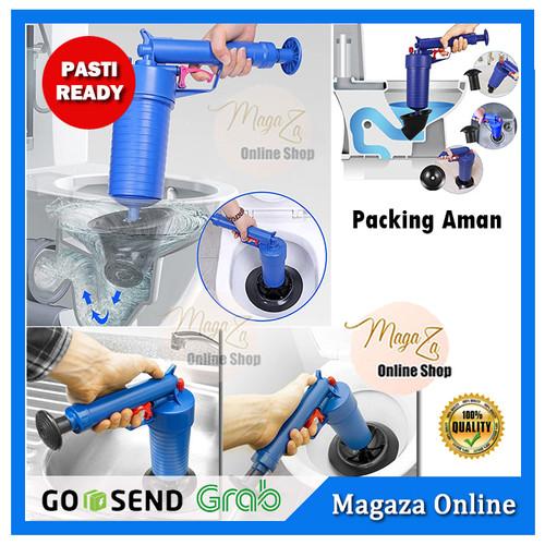 Foto Produk Pompa Tembak Pembersih Saluran WC Mampet dari Magaza Online