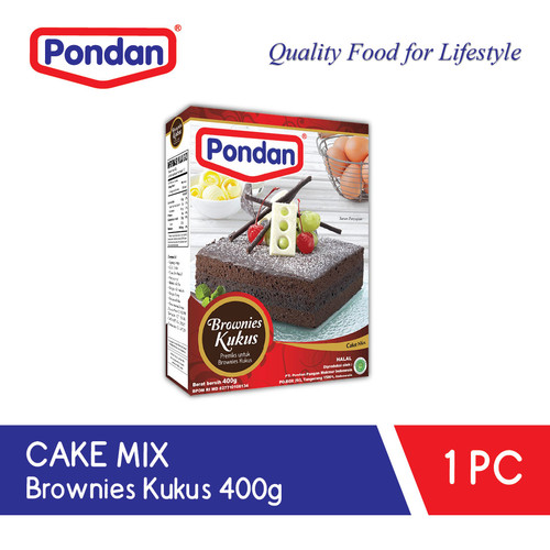 Foto Produk Brownies Kukus dari Pondan Food