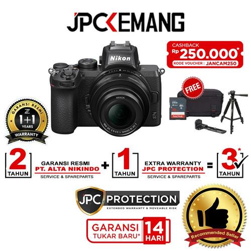 Foto Produk Nikon Z50 Kit 16-50mm f/3.5-6.3 Kamera Mirrorless GARANSI RESMI dari JPCKemang