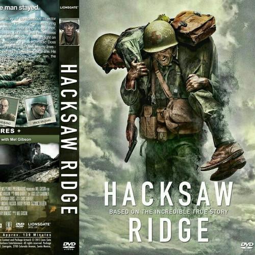 Jual Kaset Dvd Hacksaw Ridge 2016 Kota Bekasi Upinstoree Tokopedia