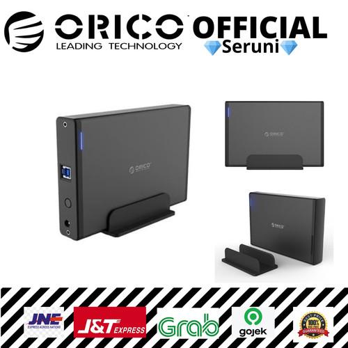 Foto Produk ORICO 7688U3 3.5 inch USB3.0 External Hard Drive Enclosure dari serunicomp
