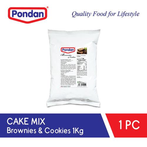 Foto Produk Pondan Brownies & cookies (bulky) dari Pondan Food