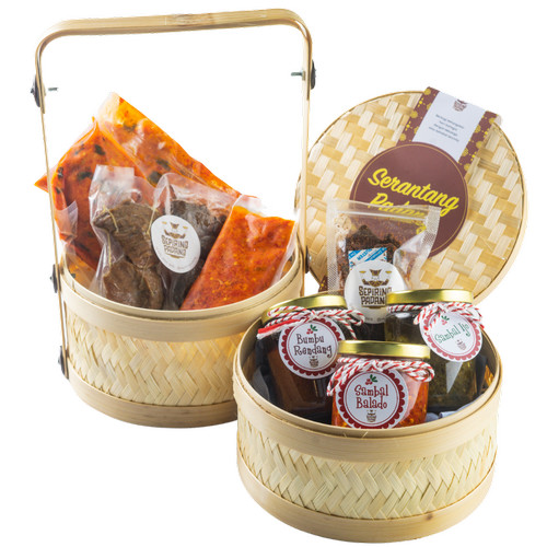 Jual Hampers Rantang Padang Vacuum Packed Meals Instant Cooking Paste Jakarta Utara Sepiring Padang Official Tokopedia