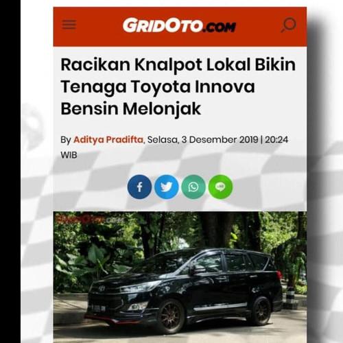 Jual Header Innova Bensin Jakarta Timur Ordexhaust Tokopedia