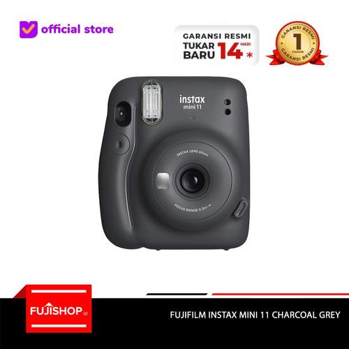 Foto Produk Fujifilm Instax Mini 11 Garansi Resmi - Charcoal Grey dari FUJISHOPid