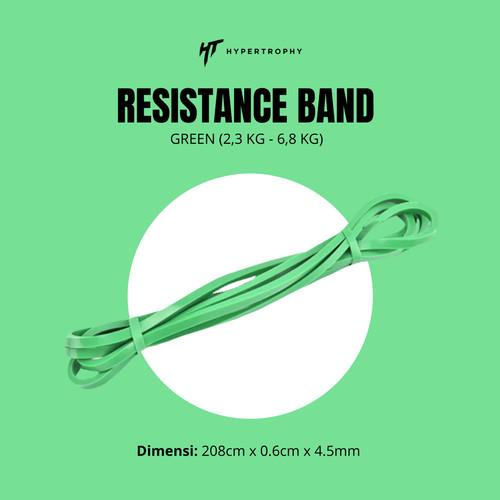 Foto Produk Alat Fitness Resistance / Power Band - (5-15 pounds / 2.3-6.8 kg) dari Hypertrophy
