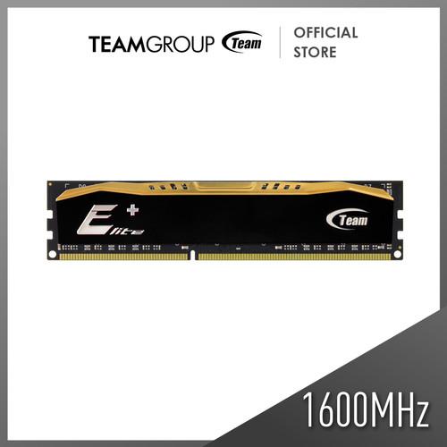 Foto Produk Memory Team Elite Plus DDR3 4GB PC 1600 ( 12800 ) dari Teamgroup Official Store