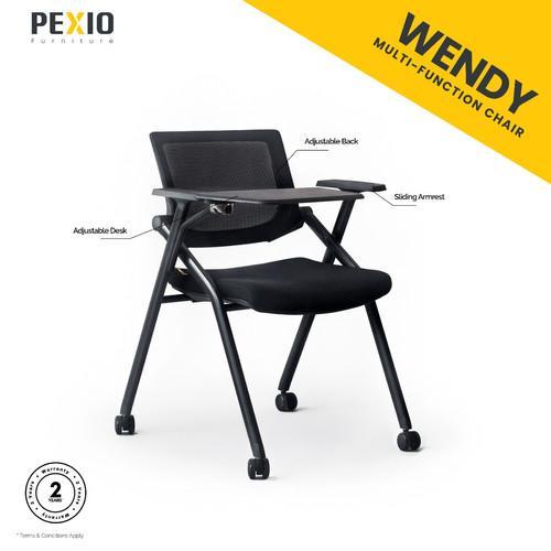 Foto Produk Kursi multifungsi untuk kursi kuliah| PEX CHAIR dari PEXIO Furniture