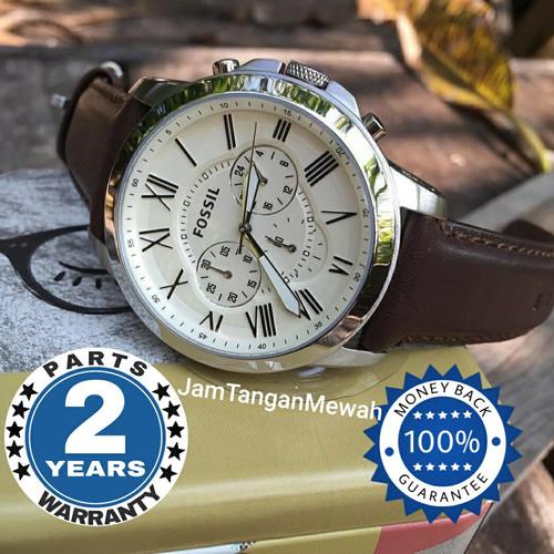 Foto Produk Jam Tangan Pria Fossil FS4735 & FS 4735 Original Baterai Fullset 4.4MM dari JamTanganMewahReal