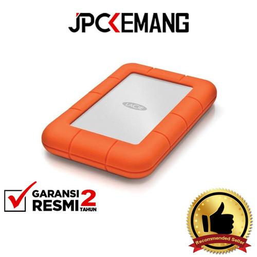 Foto Produk LaCie 1TB Rugged Mini Portable Hard Drive GARANSI RESMI dari JPCKemang