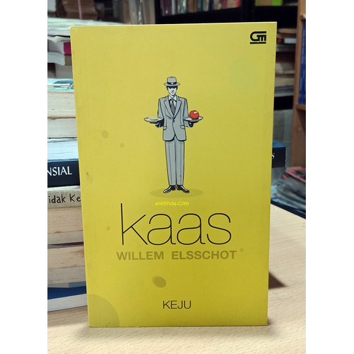 Foto Produk KAAS - KEJU (KARYA WILLEM ELSSCHOT) dari Anelinda Buku Koleksi