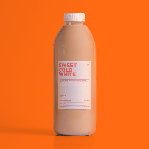 Foto Produk sweet cold white (es kopi susu) dari Goat Coffee Roaster