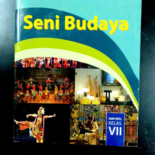 Foto Produk Buku seni budaya kelas 7 SMP/MTS kurikulum 2013 revisi 2017 dari DUTA BUKU PELAJARAN UMUM