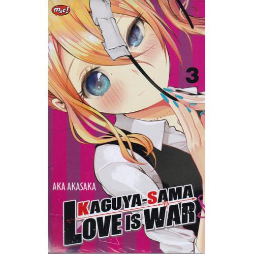 Foto Produk KAGUYA-SAMA :LOVE IS WAR 3 -UR dari Toko Buku Uranus