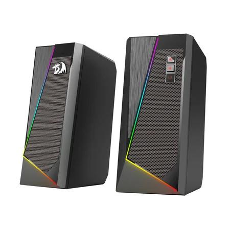 Foto Produk Redragon GS520 Gaming Speaker RGB ANVIL dari manekistore