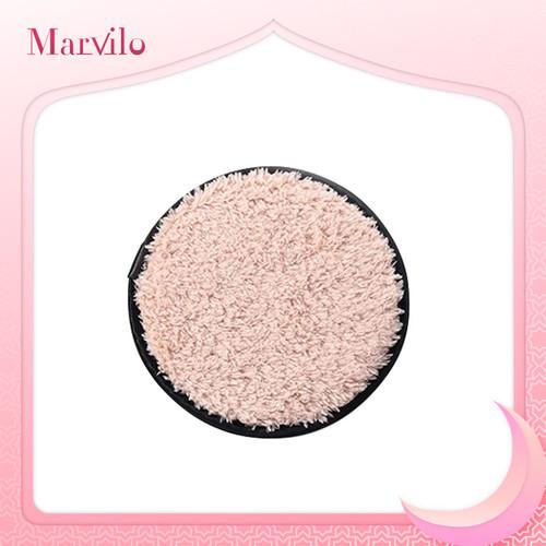 Marvilo Kapas Pembersih Wajah Pakai Ulang Reusable Cotton Pad - Hitam 1