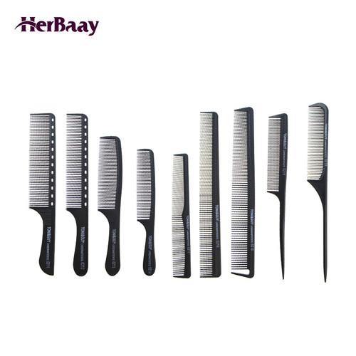 Sisir Styling Professional Salon Untuk Semua Jenis Rambut - Set 1