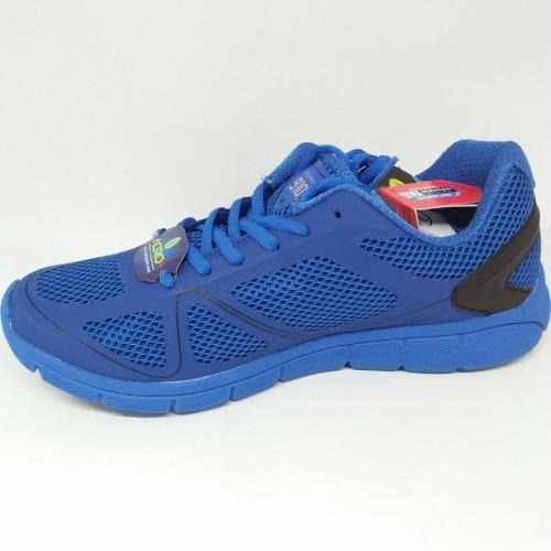 Foto Produk Sepatu runnihg jogging 910 original Agito blue new 2018 dari Kicosport