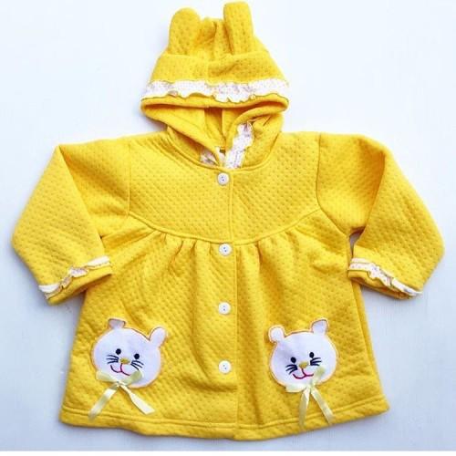 Foto Produk Twin Kitty Jacket / Jaket Anak / Jaket Bayi Perempuan dari kat.babyclothing