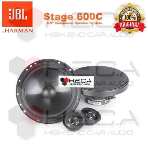 Foto Produk JBL Stage 600C Speaker Split Pintu Mobil Component Set dari High End Car Audio