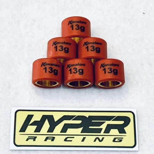 Foto Produk Roller Kawahara Racing 13 Gram Vario 125 150 PCX Spin Skydrive Skywave dari HYPER RACING