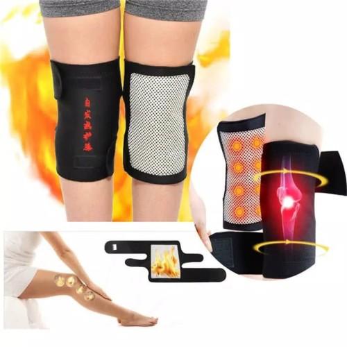 Foto Produk Sabuk Terapi Pemanas Lutut / Magnetic Theraphy Self Heating dari M & M