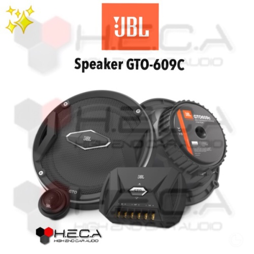 Foto Produk JBL GTO-609C / GTO609C / GTO 609 C Speaker Split Mobil - High Quality dari High End Car Audio