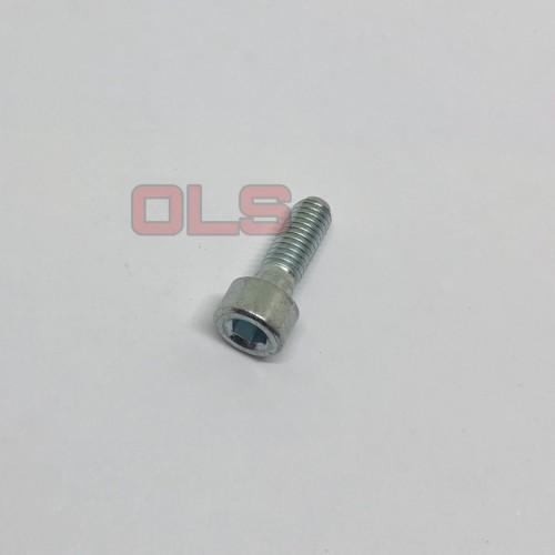 Foto Produk Baut L M5x15 Putih Galvaniz kepala L4 dari OLS_Fastener