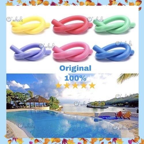 Foto Produk Pelampung Renang Busa Stick Water Noodle Flexible Foam For Swimming dari Owhale