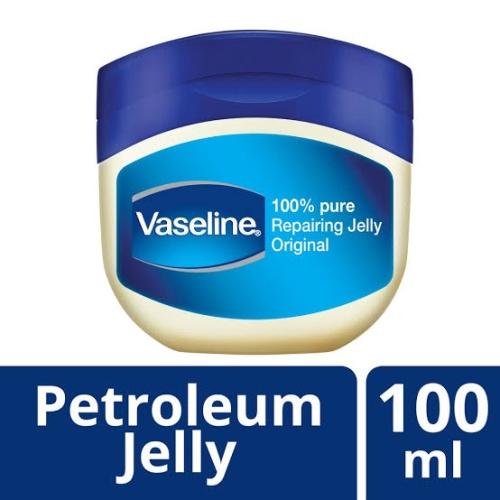 Foto Produk BPOM VASELINE Repairing Petroleum Petrolium Jelly Jeli 100ML dari Precious Thots