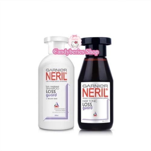 Foto Produk Garnier Neril Loss Guard Shampoo & Hair Tonic 200ml dari Candyberies Shop