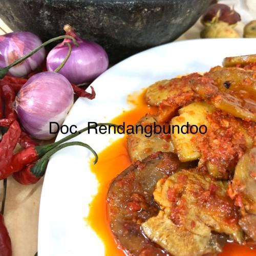 Foto Produk Jengkol Balado netto 350 gram dari Rendang Bundoo