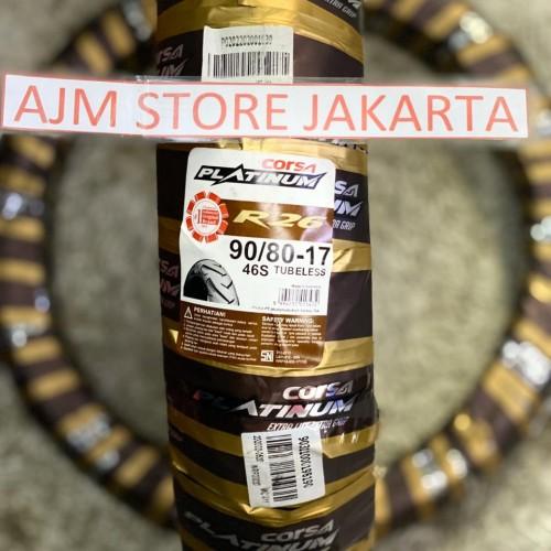 Foto Produk Corsa Platinum R26 90/80-17 Tubeless... dari AJM Store Jakarta